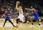 jeremy lin thompson anderson 76ers sixers rockets