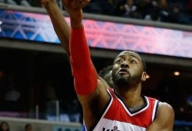 Triple doble de John Wall (Photo by Rob Carr/Getty Images)