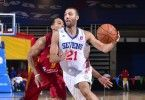 kendall marshall sevens sixers 76ers